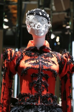2013 Schiaparelli collection by Christian Lacroix da / from www.vogue.it